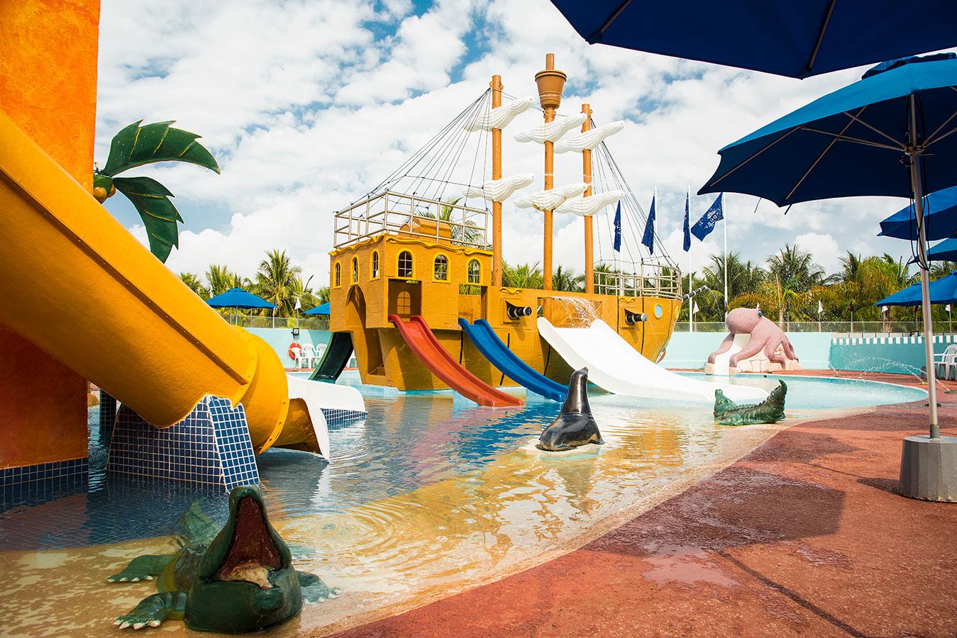Seadust Cancun Family Resort Cancun Seadust Cancun All Inclusive